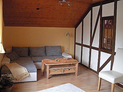 FeWo Diewald Wohnzimmer