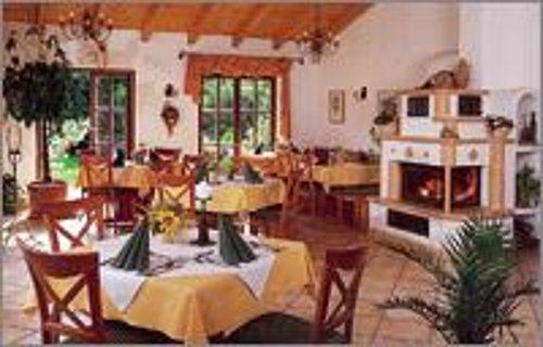 Weisbrod Restaurant - Innenansicht