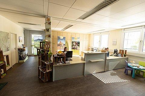 Büro für Tourismus