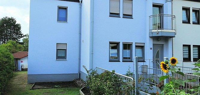 Haus Huffer mit 2 Appartements