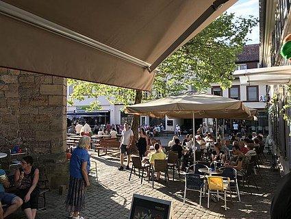 Eis Café Gelatiamo
