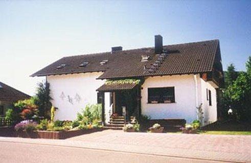 Ferienwohnung Haus Am Waldrand