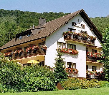 Haus Waldeck Rumbach