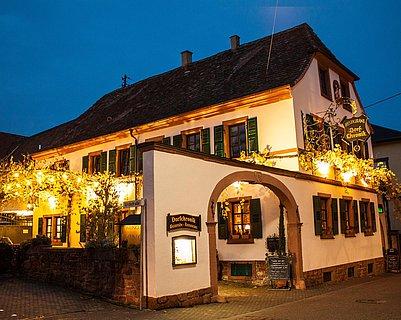 Restaurant Dorf-Chronik