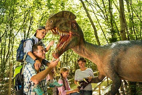 """Der """"Teufelsschlucht-Dinosaurier"""""""