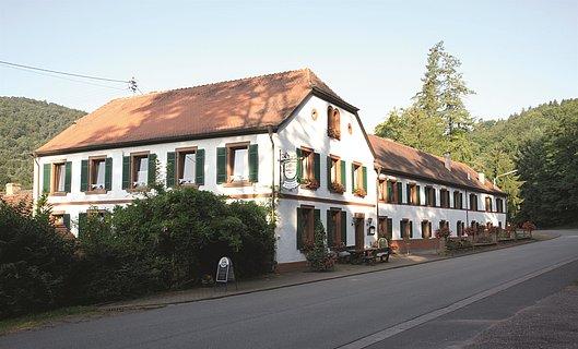 Hotel Restaurant St. Germanshof