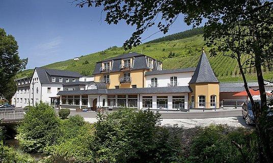 Außenansicht Hotel Neumühle