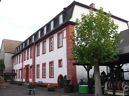 Deutsches Weinbaumuseum Außen