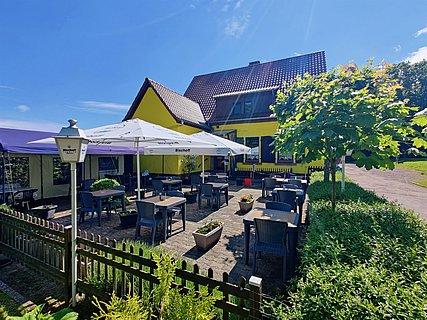 Terasse Gasthaus Wildenstein