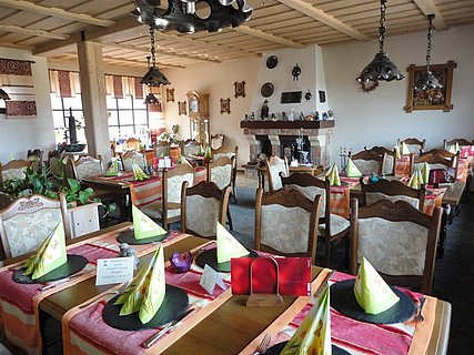 Restaurant-Bereich - Kringelwies