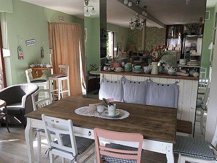 Café Erni und Illi Innenansicht