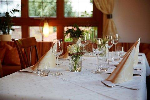 Gasthaus des Restaurants zum Lamm