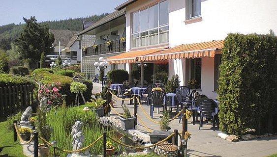 Hotel-Pension Haus Berghof