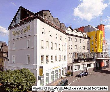 Hotelansicht  von Norden