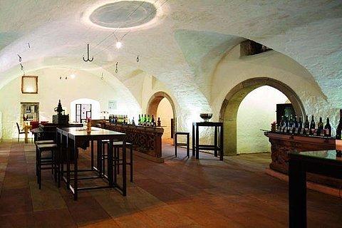 Weingut Herrengut Vinothek