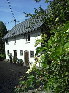 Aussenansicht Ferienhaus Schneider