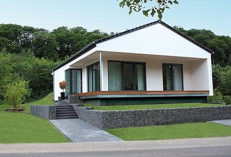 1 Haus von vorne