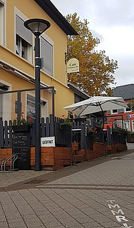 Café Genussecke am Maare-Mosel-Radweg
