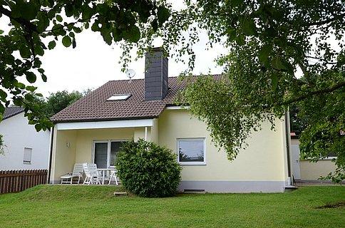 Haus Lorson: Haus von hinten (1)