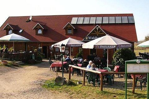 Waldhaus Pinger Lahnstein Biergarten
