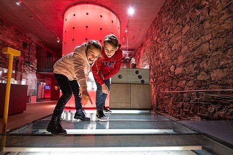 Unterirdische Entdeckungen im Eifelmuseum