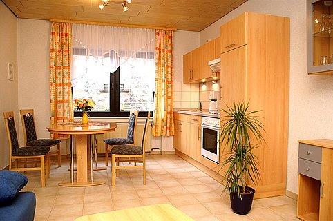 Ferienhaus Küchenzeile
