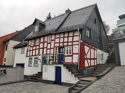 Hübingen Cottage aussen 16