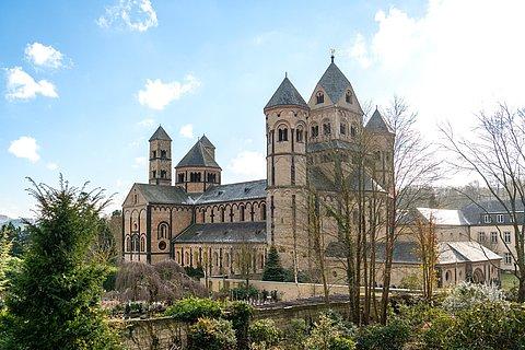 Abteikirche Maria Laach, Außenansicht