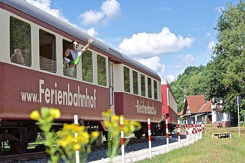 Ferienbahnhof Reichenbach 1