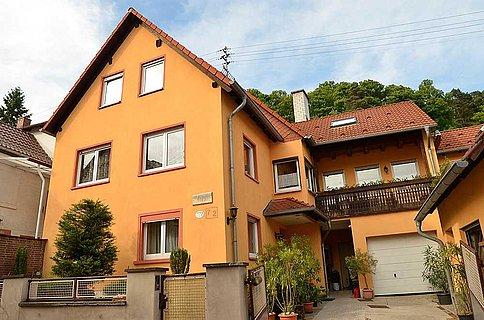 Gästehaus Hanß - Weindorf Hambach, Neustadt / Wstr