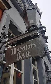 Historisches Emblem Hamdis Bar