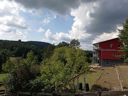 Wachtfels-Lodge Frühling