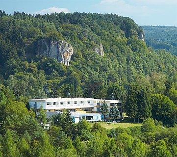 Hotel und Umgebung