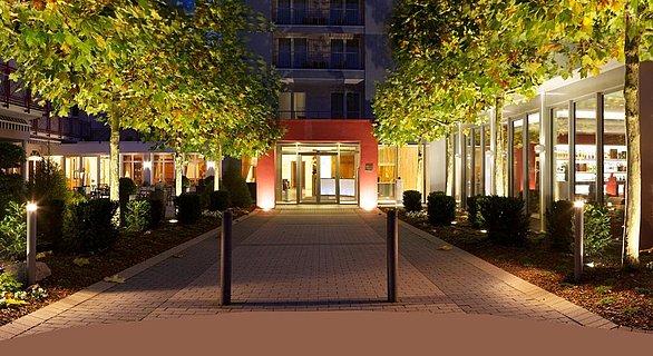 Hotel Kunz: Eingang