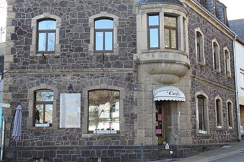 Rathaus Café in Kruft