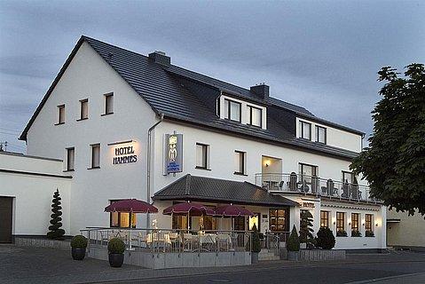 Hotel Hammes Außenaufnahme
