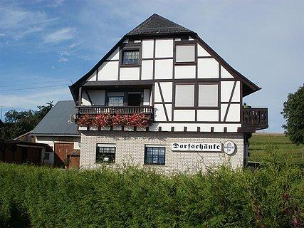 Dorfschänke Bollenbach, außen
